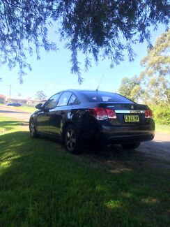 2010 Holden Cruze manual Sandgate Newcastle Area Preview