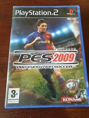 Playstation 2 Game Pro Evolution Soccer 2009 for sale  Shipping to South Africa