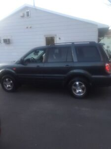 2006 Honda Pilot 4x4 Fully Loaded