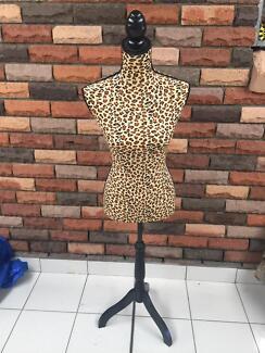 Leopard Print mannequin