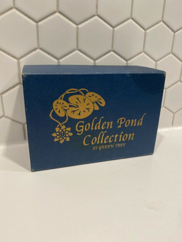 Golden Pond Collection Frog