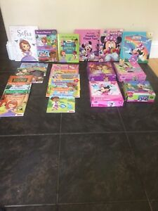 Disney Junior Books & Puzzles