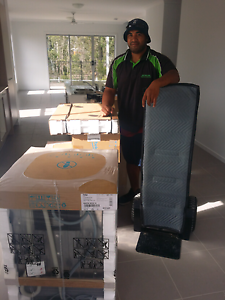Local moves - $ 99p / h - large truck - 2 men-all suburbs! ! Robina Gold Coast South Preview