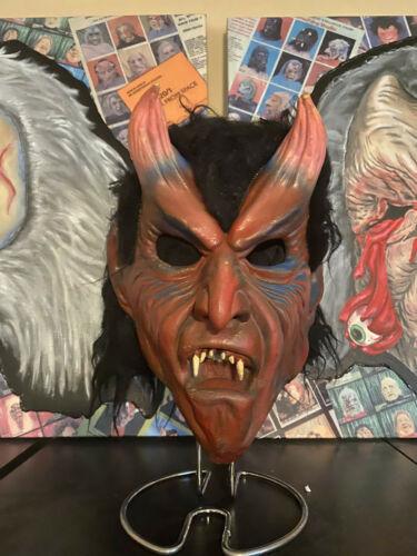Be Something Studios - 1977 DEVIL - RARE OG - Latex Mask BSS BYBY satan lucifer