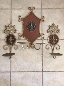 Candellar, deco, chandellier, decoration murale