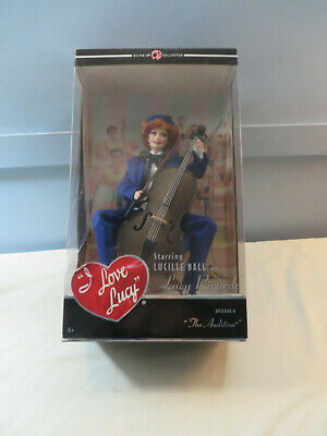 Mattel Barbie I Love Lucy Episode 6 The Audtion Barbie Collector