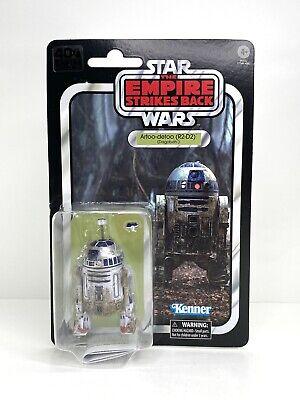 "Star Wars 6"" Black Series R2-D2 Empire Strikes Back 40th Anniversary"