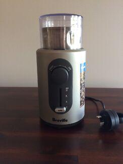 Breville BCG300 BarVista coffee grinder