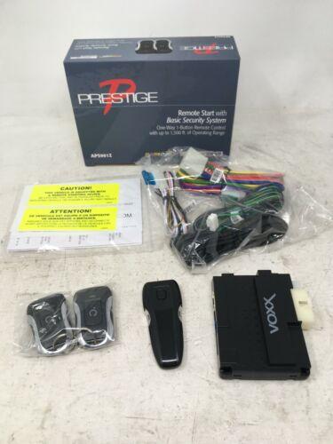Prestige [APS901Z] One-Way 1-Button 1500 FT Range Remote Start FCLAN Compatible