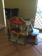 Wooden fire station & furniture Flinders View Ipswich City Preview