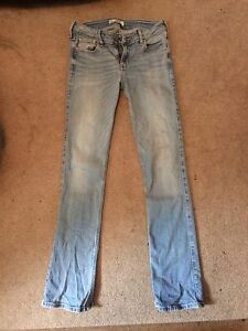 Womens Light Blue Hollister Jeans size 5R