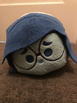 Disney Store Japan Medium Sadness Tsum Tsum