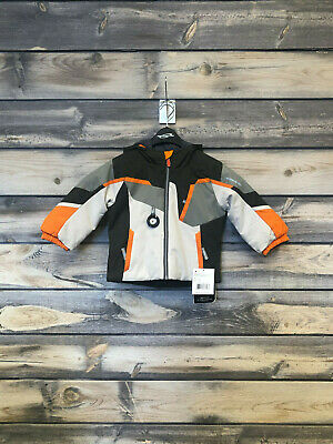 Boy's Obermeyer Orb Ski/Snowboard Jacket color Tiger size 5
