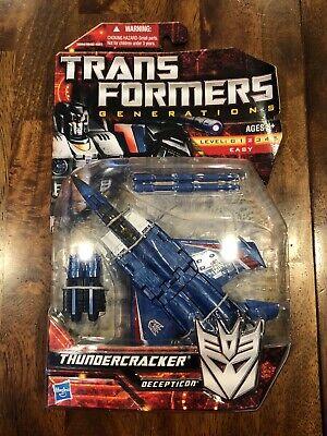 Transformers Generations Thundercracker Universe Classics Deluxe Decepticon NEW