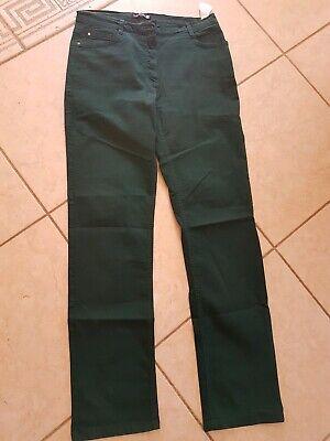 Element Damen Jeans (Damen Jeans Stretch Hose Betty Barclay Elements grün 40 )