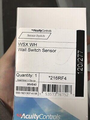 Wall Switch Occupancy Sensor 216rf4 Acuitycontrols