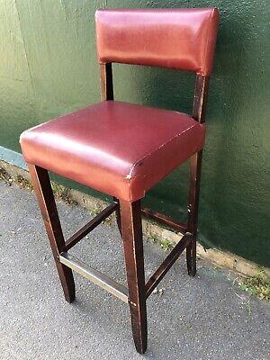 Single Breakfast Bar Stool (Cafe / Bistro / Restaurant/ Pub / Barstool)