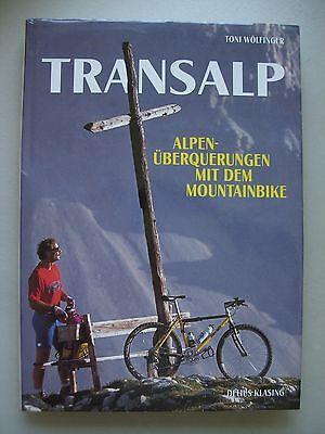 Transalp schönsten Alpenüberquerungen mit dem Mountainbike 1994
