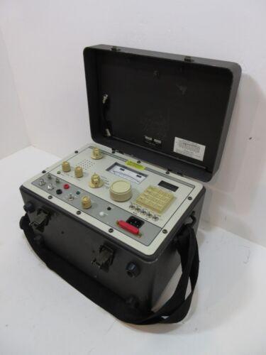 Wavetek LAN 450-D Network Analysis Meter LAN450-D LAN450D Controller Control