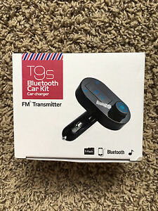 Bluetooth wireless car kit