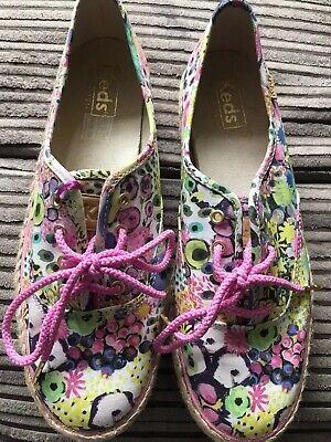 Keds Pastel  Canvas Shoes UK 5.5