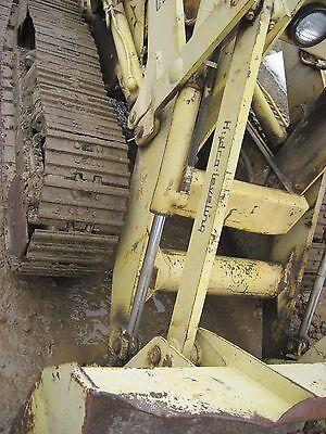 Loader Tilt Cylinder Case 310g Ind G32466 Lh