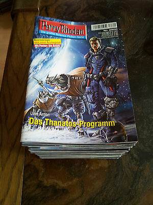Perry Rhodan 2600 - 2649  Erstauflage  +1  Poster