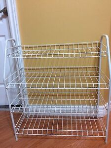 Two shoe rack for sale