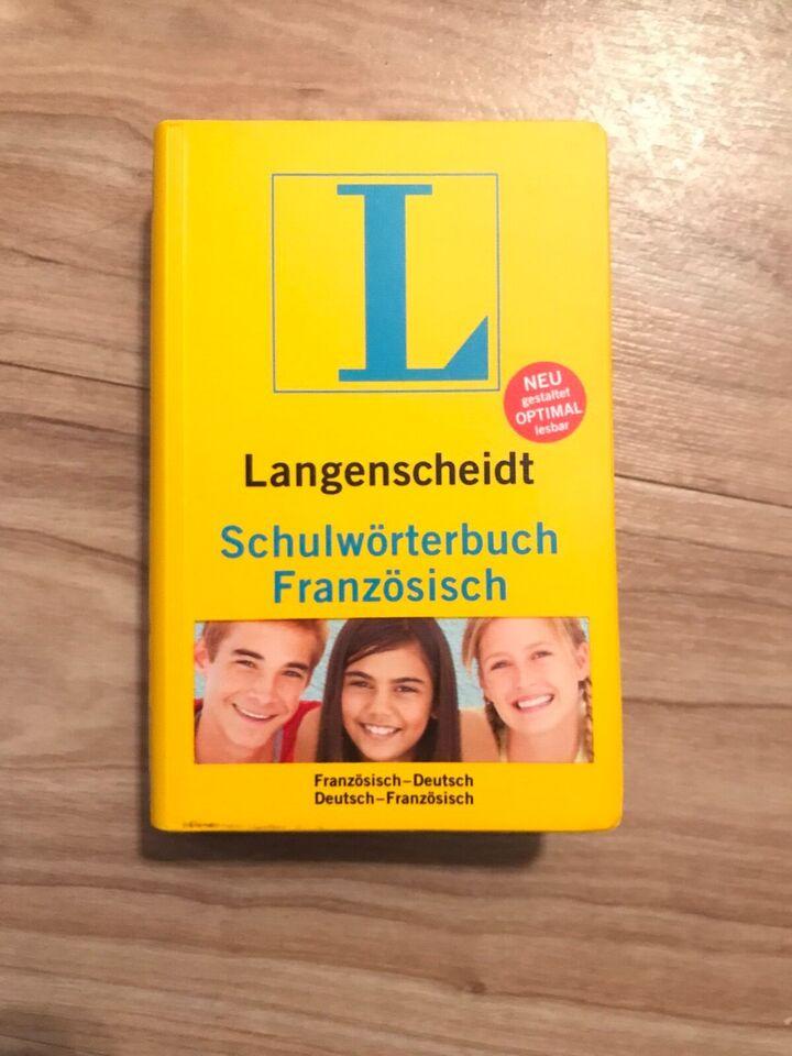 Tausche Schulwörterbuch Französisch in Chemnitz