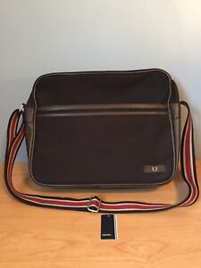 Fred Perry Messenger Bag Men's