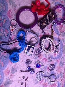 Assorted bangles/bracelets/rings/keychains/earings Romsey Macedon Ranges Preview