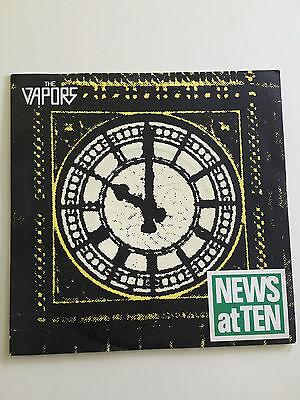 The Vapours - News At Ten- Paul Weller The Jam Rare 7 inch Vinyl