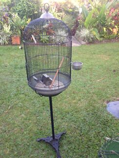 Bird cage with stand  East Innisfail Cassowary Coast Preview