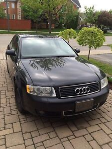 For Sale - 2004 Audi A4 1.6 Turbo