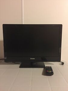 "Haier 22"" led tv 1080p"