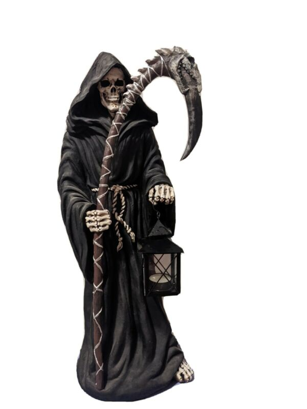 Large Reaper Statue NEW FAST SHIPPING