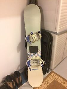SNOWBOARD&BOOTS  7.5 US