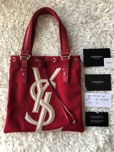 11dd997fde62 YSL mini Kahala shoulder bag 100% Authentic