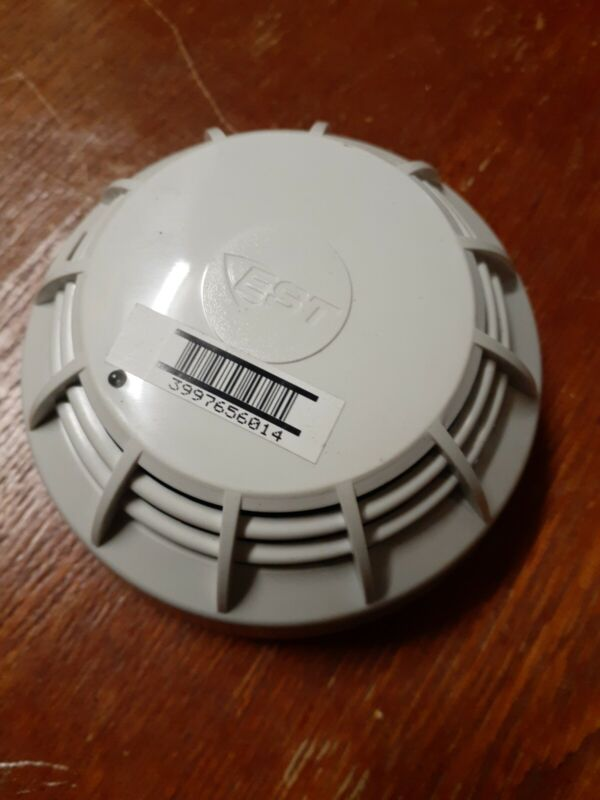 EST SIGA2-PS Intelligent Photoelectric Smoke Detector, Pre owned works