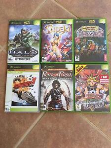 6 xbox games Collingwood Park Ipswich City Preview