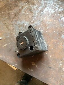Ford air bag switch
