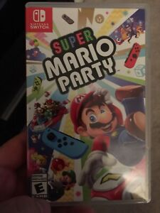 Mario party for switch