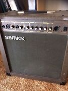 Amplifier- Samick Mirboo North South Gippsland Preview