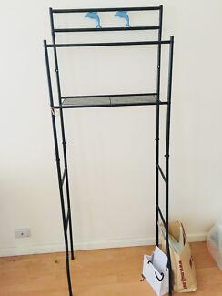 clothes rack shelf