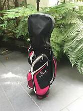 Tour Special Lady Golf Club Set in Pink Colour Near New Condition Chippendale Inner Sydney Preview