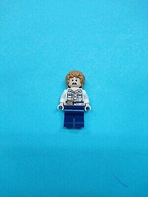 Lego Jurassic World Minifigure Gray 75916!
