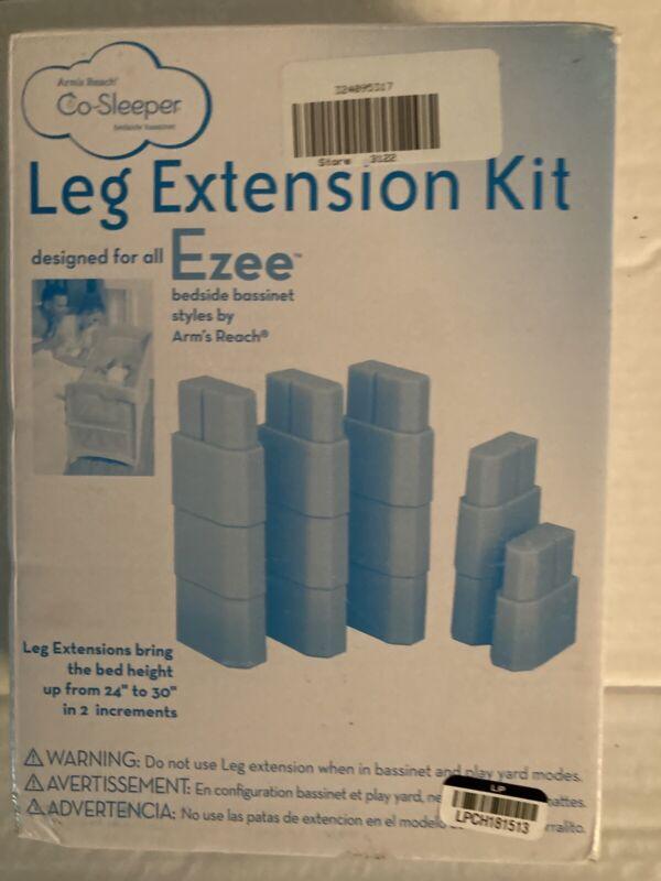 Arm's Reach Co Sleeper Bassinet Leg Extension Kit 9691 - Neutral