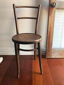 Antique bentwood chair Highgate Perth City Area Preview