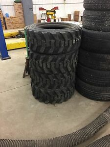 4 10-16.5 Westlake skid steer tires