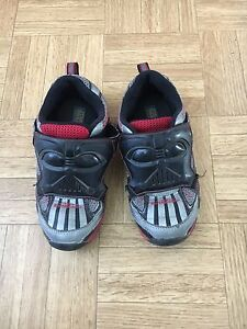 Darth Vader Running Shoes by Stride Rite (Size 13)